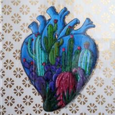"""""""Corazón Desértico"""""""