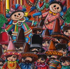 """""""La fiesta de San Miguel"""""""