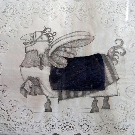 """""""A caballo regalado, no se le ve..."""""""
