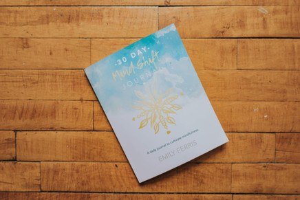 The 30-Day Mind Shift Journal