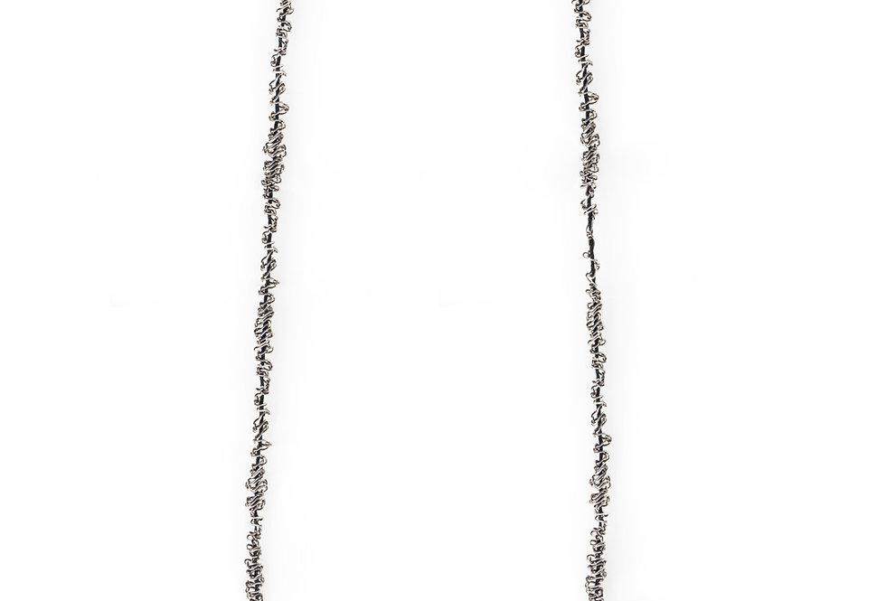 CORE silver necklace
