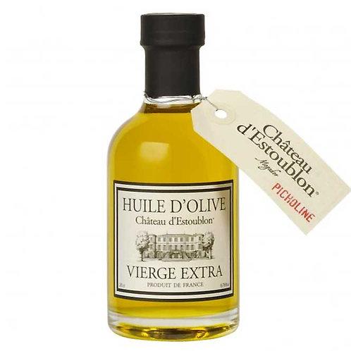 Huile d'olive vierge extra Picholine CHATEAU D'ESTOUBLON