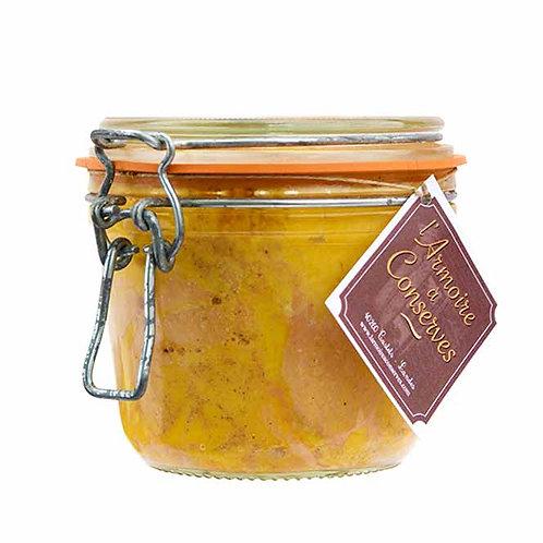 Foie gras de canard du Sud Ouest 150gr L'ARMOIRE A CONSERVES