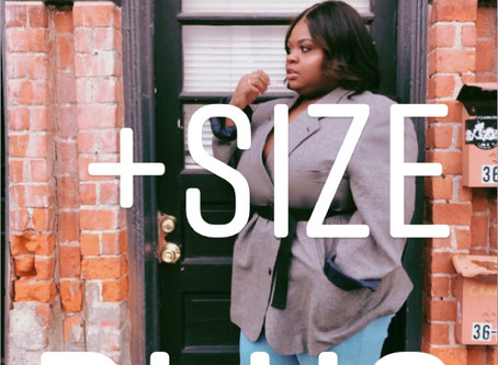 The +Size Plug Series: +Size Fashion Sites Pt.1