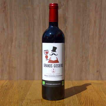 Grands Gosiers - Côte de Castillon 2015 bio - 75cl