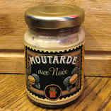 Moutarde aux noix - Distillerie Louis Roque - 100g