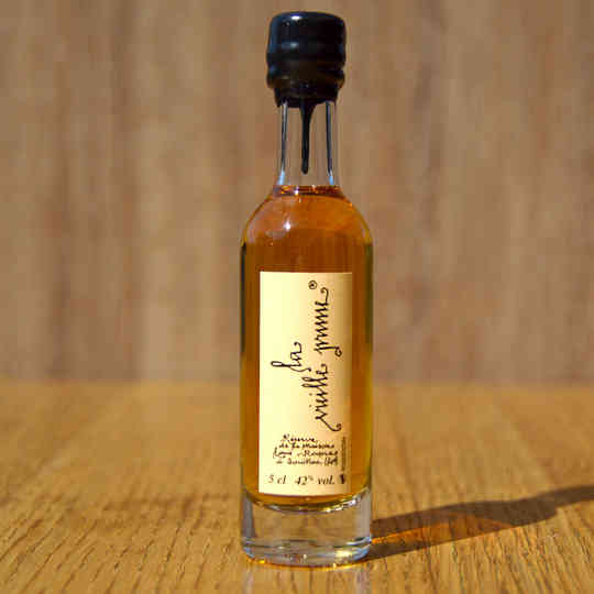 Mignonette Eau de Vie Mirabelle - Distillerie Louis Roque - 5cl