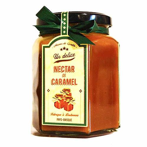 Nectar de Caramel à la pointe de sel BISCUITERIE BASQUE