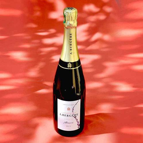 AOC Champagne André Bergère – Réserve Blanc Brut