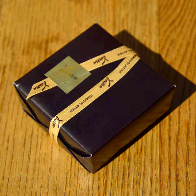 Ballotin de chocolats fins - Voisin - 250g