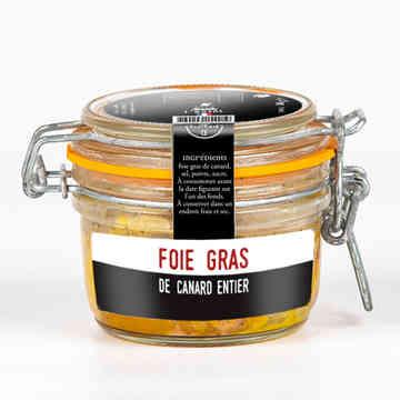 Foie gras de canard entier - L'Ôstal