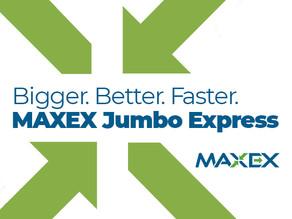 A Bigger, Better, Faster Jumbo Express