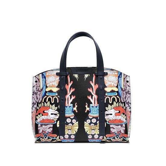 Medium Colin Tote Bag - Black ChungMac Edition