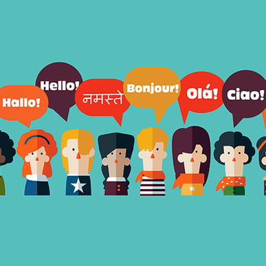The Happiness Class: Practising Languages