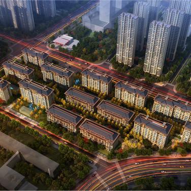 Neubau DGNB-Wohngebiet Hefei