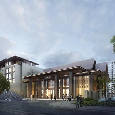 Neubau DGNB-Wohngebiet Hangzhou