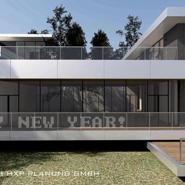 Neubau Passivhaus Villa, Zhaoyuan, China