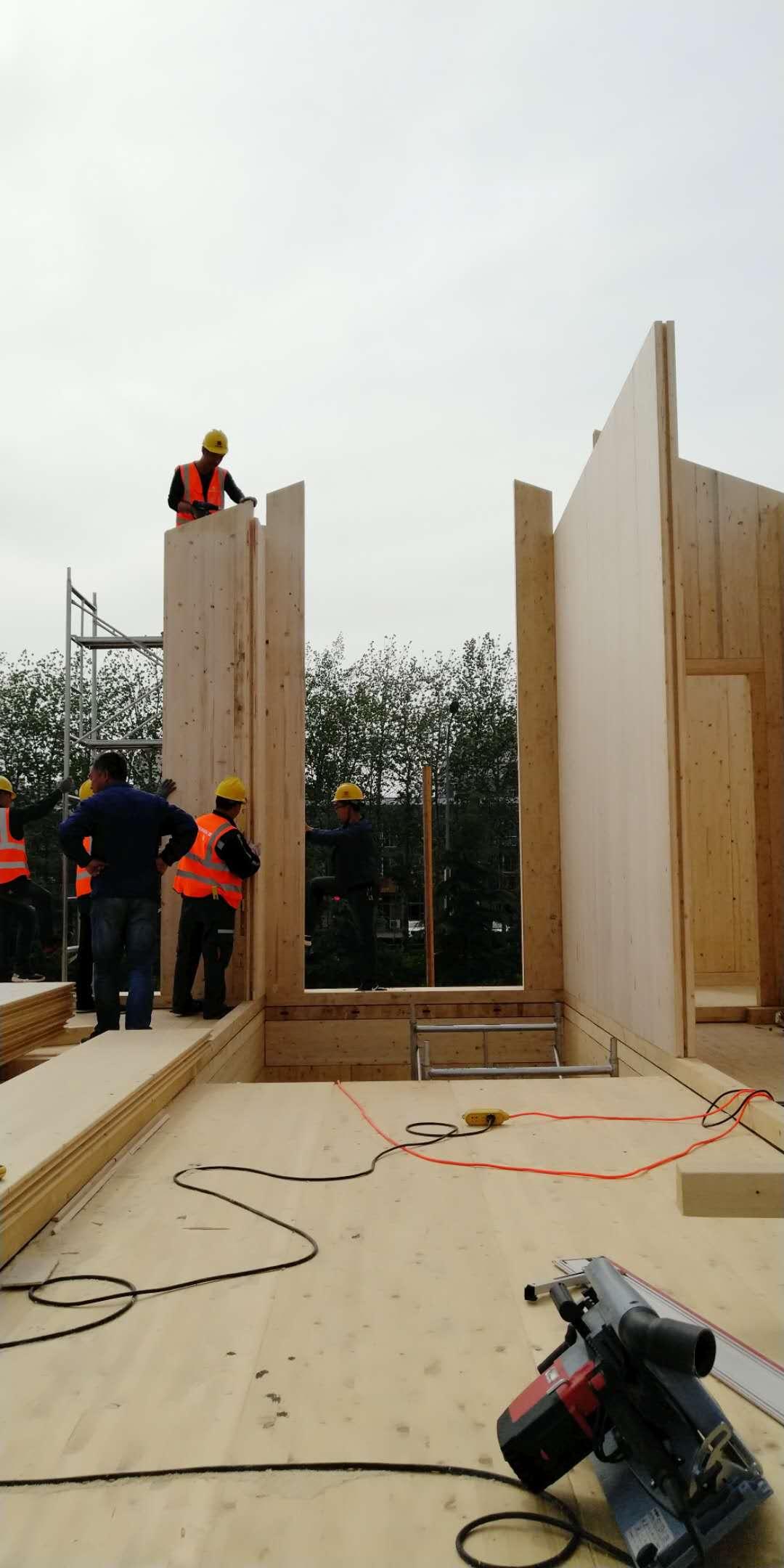 木结构施工