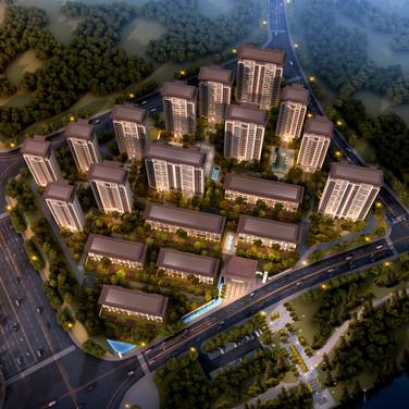 Neubau DGNB-Wohngebiet Nanjing G53