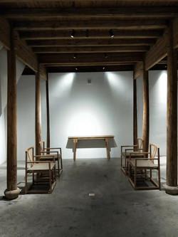 Innenansicht Passivhaus Songyang