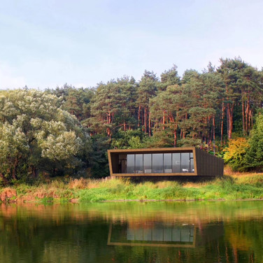 Woodehaus 木结构装配式建筑