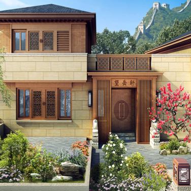 龙湖司马台独栋别墅被动房认证 