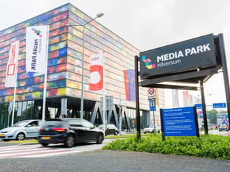 Mediapark te Hilversum
