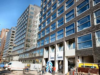 Oplevering eertse 268 appartementen De Nieuwe Admiraliteit te Rotterdam