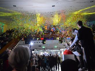 Opening Hofplein Theater