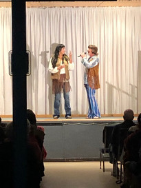 Raintree Players Sonny and Cher