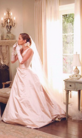Wedding Wednesday: The Best On-Screen Bridal Looks | twofineways
