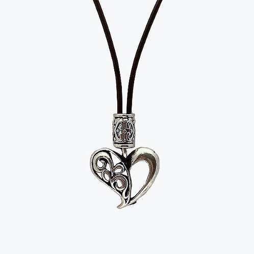 Annie Heart Necklace
