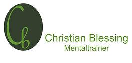 Logo Mentaltrainer Christian Blessing