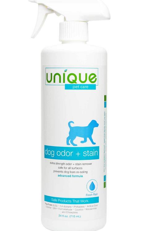 Unique Advanced Dog Odor and Stain 24oz Trigger