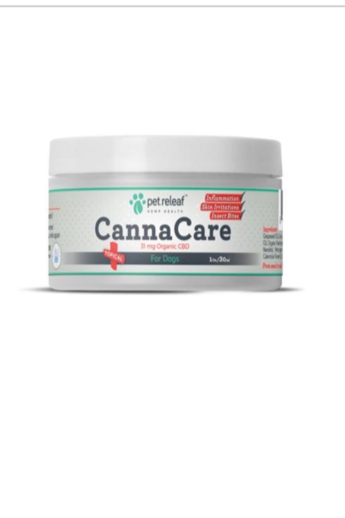 Pet Releaf Canna Care CBD Topical 1oz