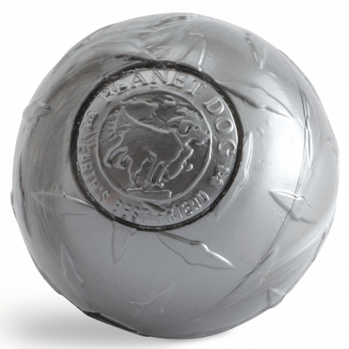 Planet Dog Diamond Plate Ball Gray SM