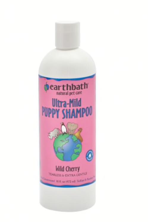 Earthbath Puppy Shampoo 16 Oz