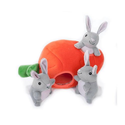 Zippypaws Burrows - Bunny 'N Carrot