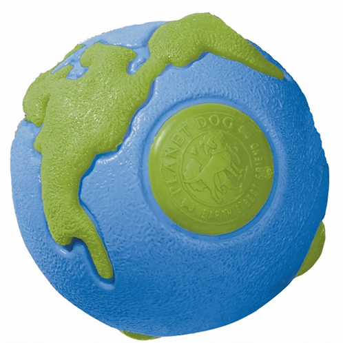 Planet Dog Orbee Ball Blue/Green Lrg