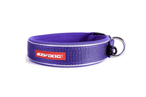 Ezydog Neo Collar Purple Xs