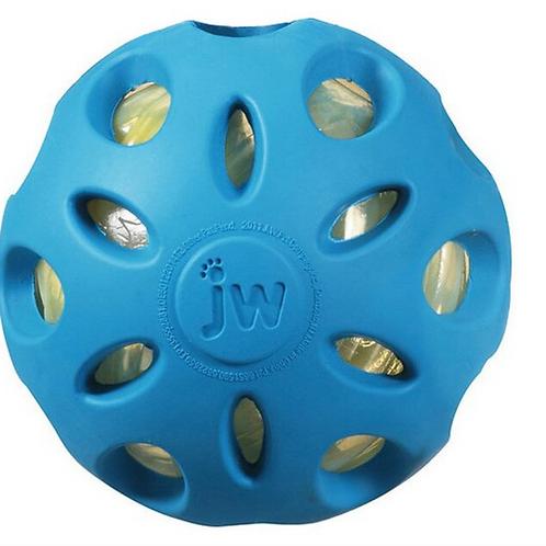 JW Pet Crackle Ball Lrg