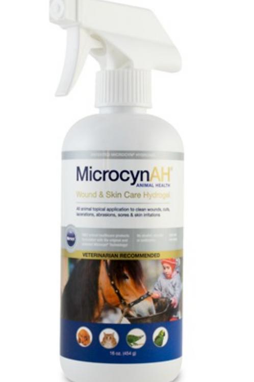 Microcyn AH Wound & Skin Care Hydrogel 16OZ