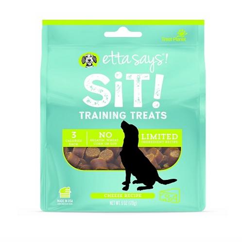 Etta says sit training treats Limited Ingredient Recipe