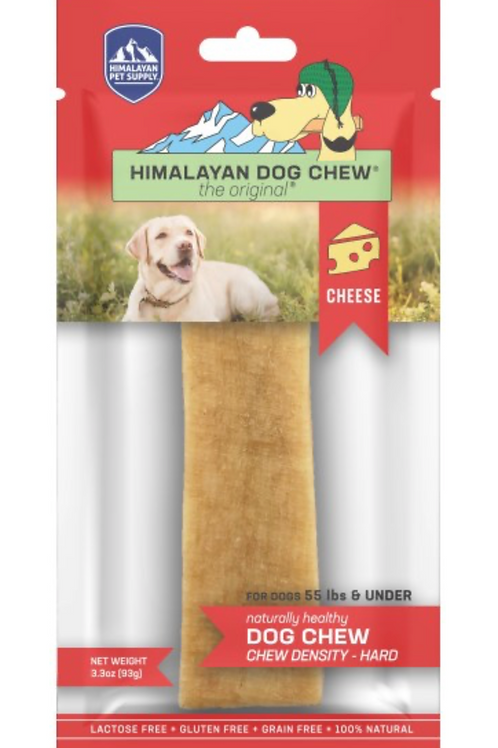 Himalayan Dog Chew Red Under 55lbs