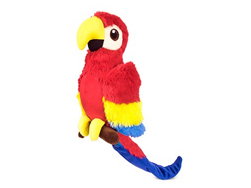 P.L.A.Y. Fetching Flock Parrot