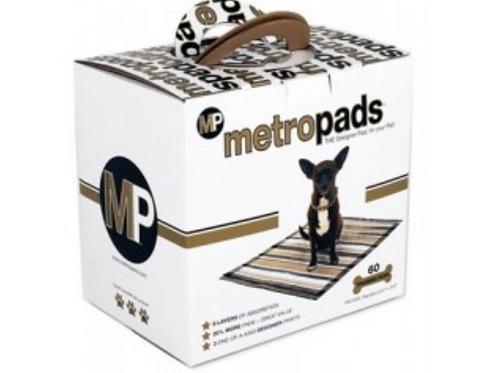 Metro Pads® Designer Training Pads 60 count