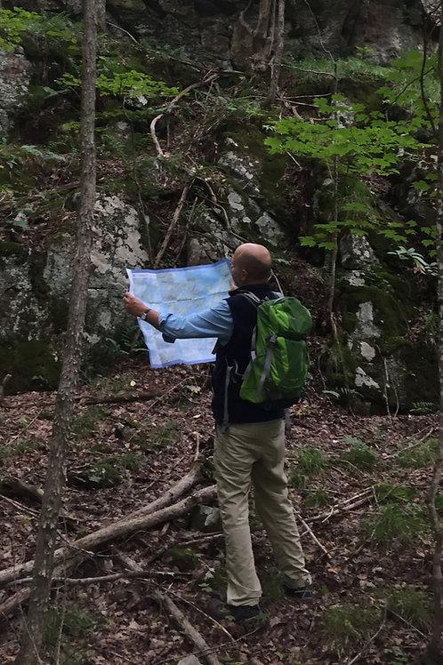 Course P Level 1 - Map Navigation