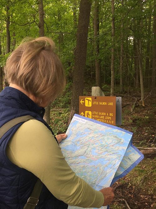 Course Q - Level 2 - Compass Navigation