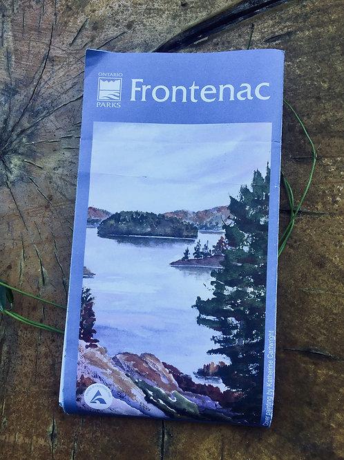 PAPER Map - Frontenac Park