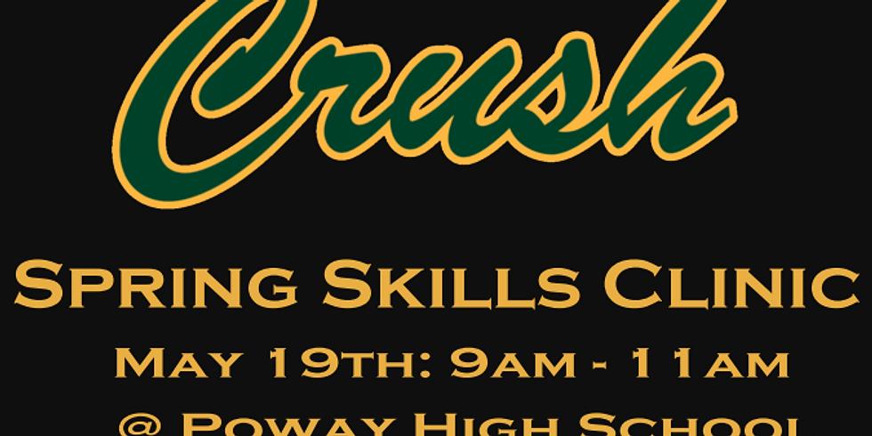 San Diego Crush Baseball Academy Skills Clinic